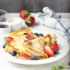 Authentic French Crepes 10.6