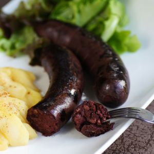 Blood Sausage (Boudin Noir)