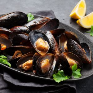 Whole Galician Mussels