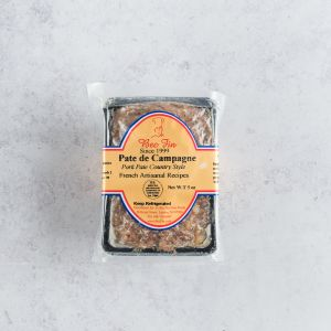 Pate de Campagne (Pork Pate Country Style)