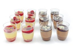 Assorted French Dessert Shots