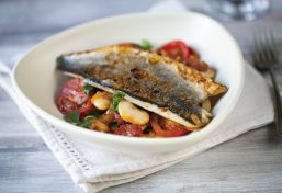 European Skin-On Sea Bass Fillet