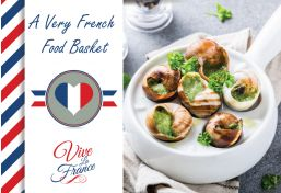A Very French Food Basket