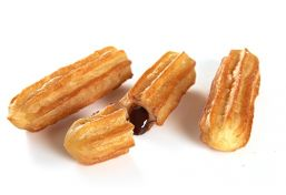 Cocoa Cream Churros