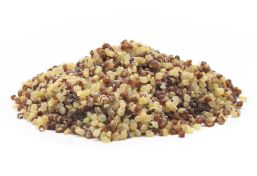 Red & White Quinoa - Fully Cooked