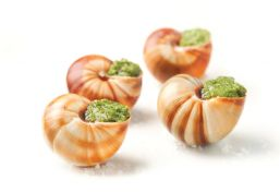 Escargots in Parsley-Garlic Butter
