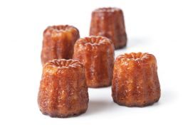 Canelés from Bordeaux