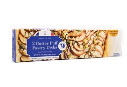 Rolled Butter Puff Pastry