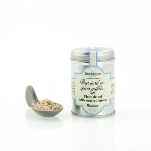 Fleur de sel with Roasted Spices