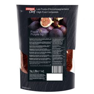 High Fruit Purple Fig Compote