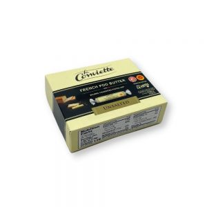 Conviette Mini French Butter Roll, Unsalted - Gift Box