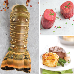 Surf and Turf Father's Day Bundle